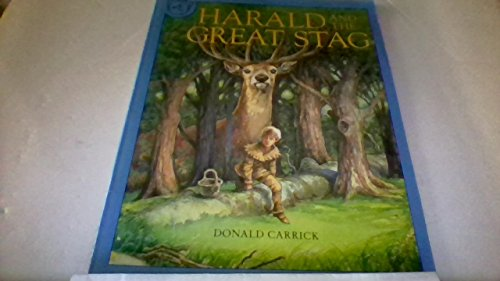 9780395525968: HARALD+THE GREAT STAG PA