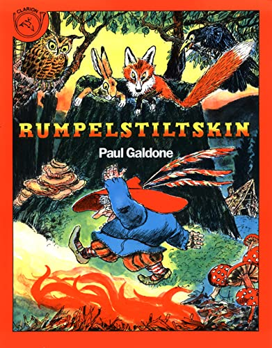 9780395525999: Rumpelstiltskin (Paul Galdone Classics)