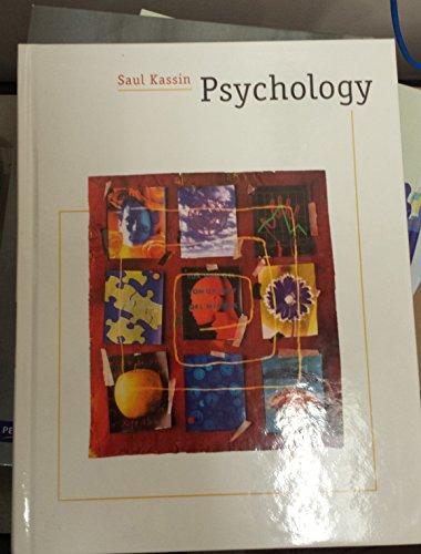 9780395526811: Psychology