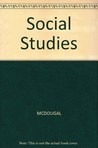 9780395527306: Social Studies: Across the Centuries/Level 7