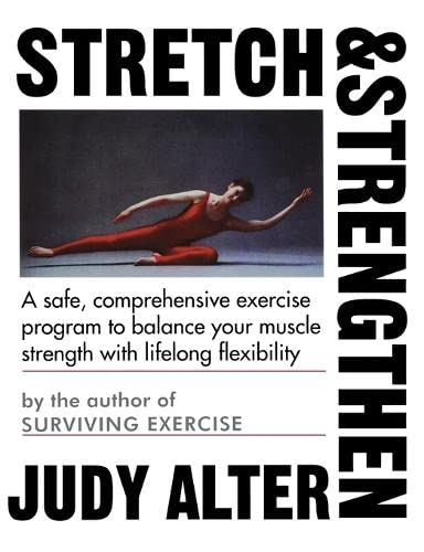 9780395528082: Stretch and Strengthen