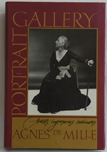 Portrait Gallery: Artists, Impresarios, Intimates: Agnes De Mille