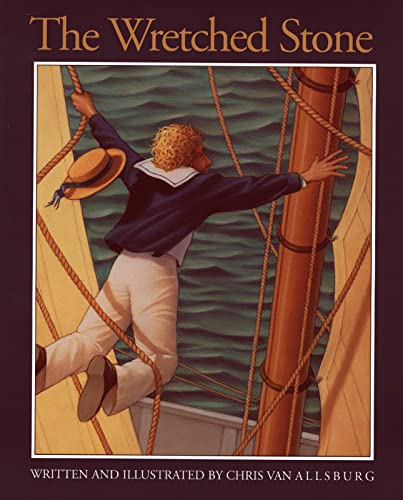 The Wretched Stone: Chris Van Allsburg
