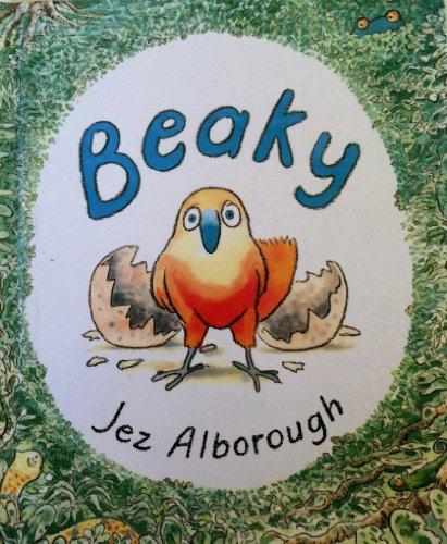 9780395533482: Beaky