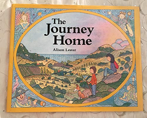 9780395533550: The Journey Home