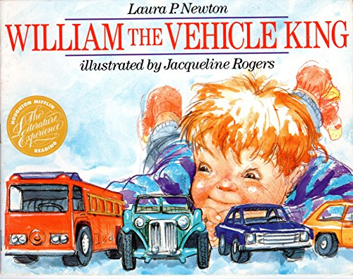 9780395534007: William the Vehicle King