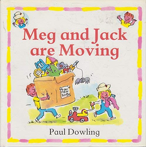 9780395535141: Meg and Jack Are Moving