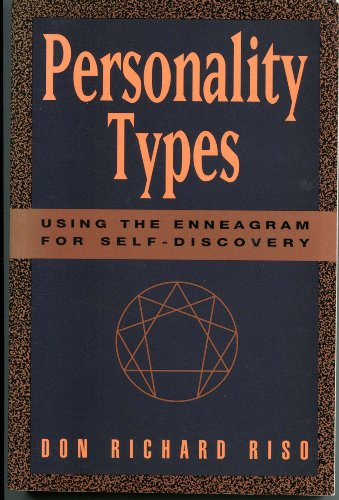 9780395535189: Personality Types: Using the Enneagram for Self-Discovery