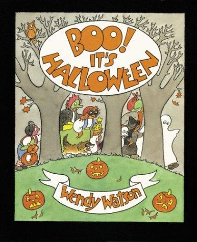 9780395536285: Boo! It's Halloween