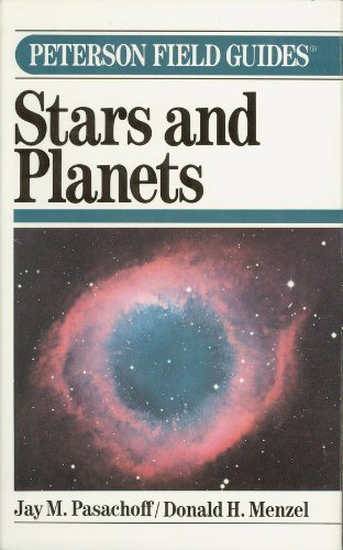 9780395537640: Field Guide to Stars and Planets (Peterson Field Guides)