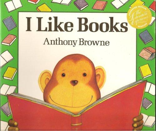 9780395538777: I Like Books