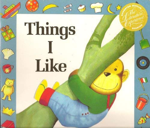 9780395538852: Things I Like (The Literature Experience)