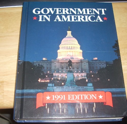 Government in America: Hardy, Richard J.