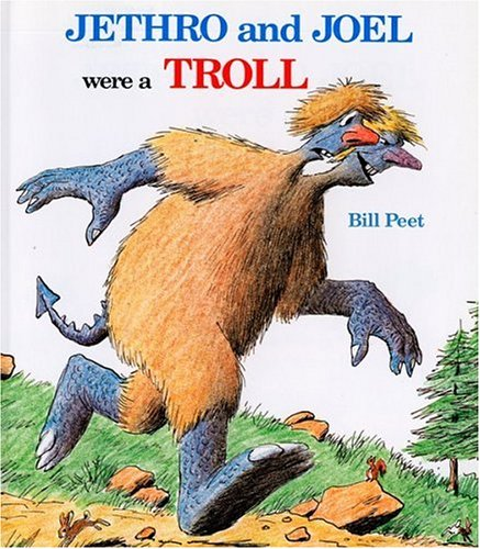9780395539682: Jethro and Joel Were a Troll