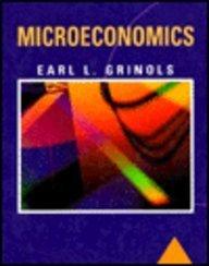 9780395539989: Microeconomics