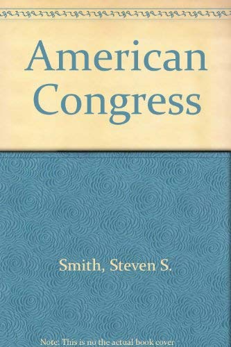 9780395540091: American Congress