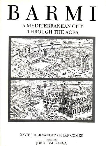 9780395542279: Barmi: A Mediterranean City Through the Ages