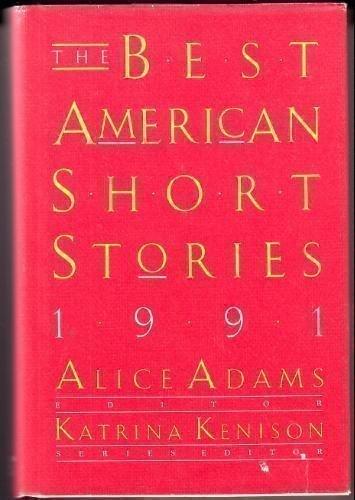 Best American Short Stories, 1991: Alice Adams