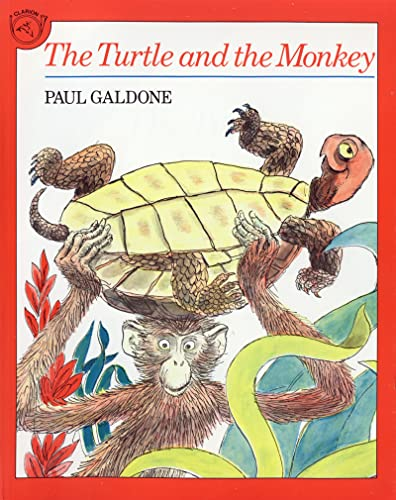 The Turtle and the Monkey: Paul Galdone; Joanna