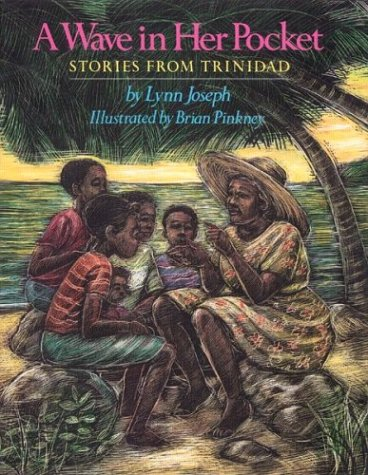 9780395544327: A Wave in Her Pocket: Stories from Trinidad