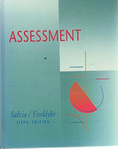 9780395544518: Assessment