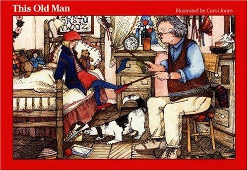 This Old Man.: JONES, Carol (illustrator).