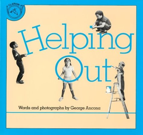 Helping Out 9780395547748 Young children feel important when they work with adults. The photographs in this book show them at work indoors and out.