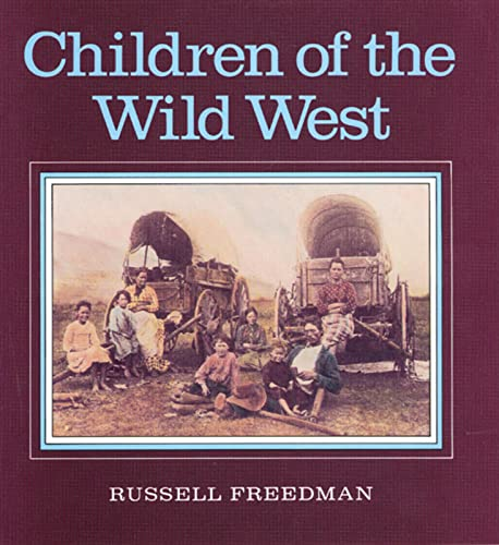 9780395547854: Children of the Wild West