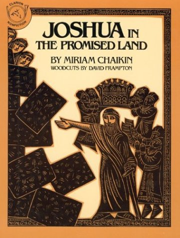 9780395547977: Joshua in the Promised Land
