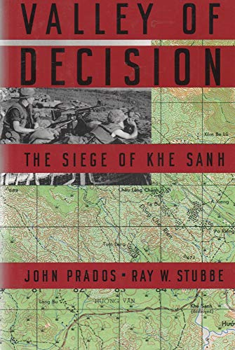 9780395550038: Valley of Decision: The Siege of Khe Sanh (A Marc Jaffe book)