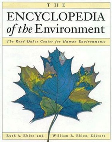 9780395550410: The Encyclopedia of the Environment