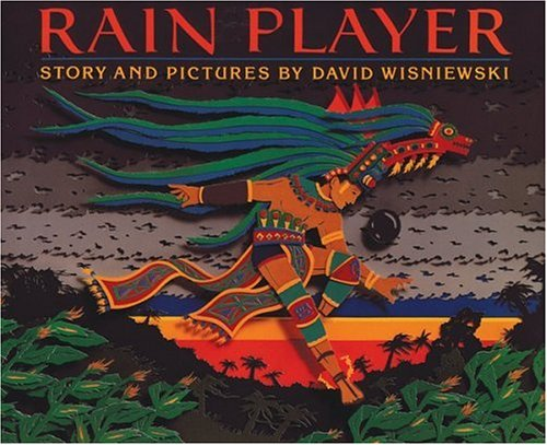 9780395551127: Rain Player