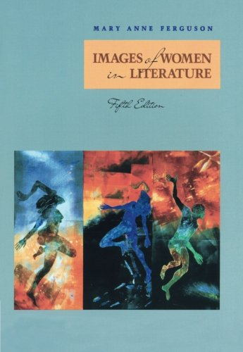 9780395551165: Images of Women in Literature