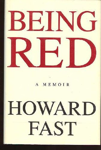 9780395551301: BEING RED
