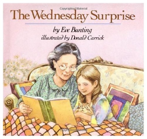 9780395551516: The Wednesday Surprise