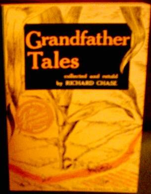 9780395551820: Grandfather Tales