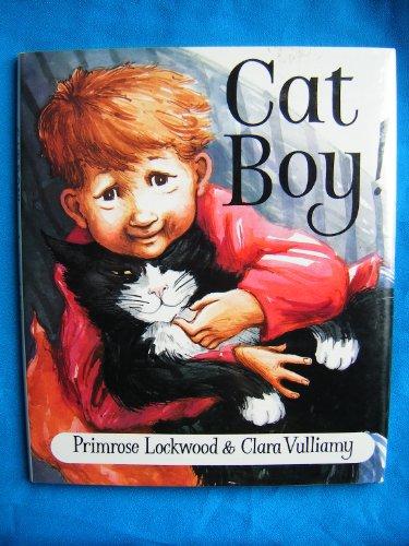 9780395552087: Cat Boy!