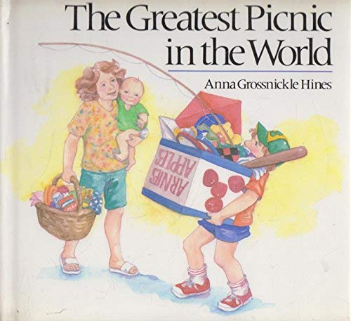 9780395552667: The Greatest Picnic in the World