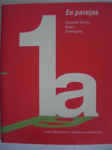 9780395554289: En Parejas (Communicative Activities Series, Vol. 1)