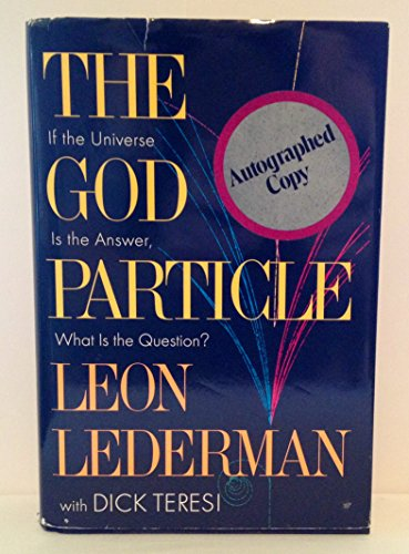 9780395558492: The God Particle