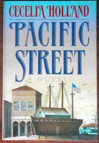 Pacific Street (SIGNED): Holland, Cecelia