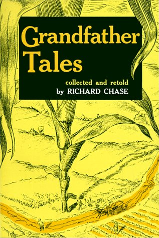 9780395561508: Grandfather Tales