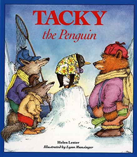 9780395562338: Tacky the Penguin