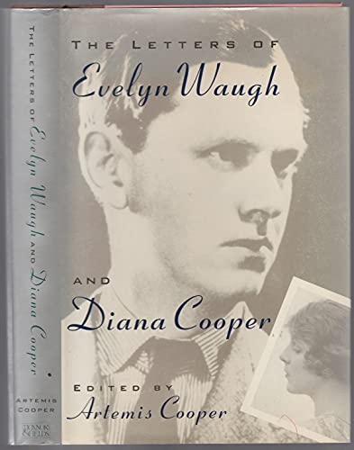 9780395562659: The Letters of Evelyn Waugh and Diana Cooper