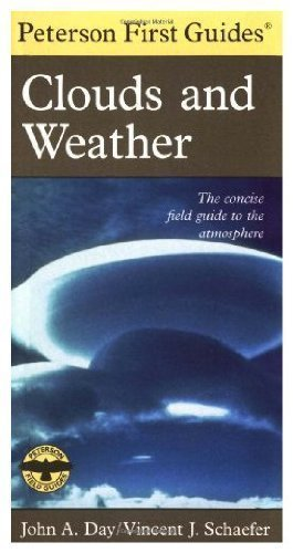 9780395562680: Peterson First Guide(R) to Clouds and Weather (Peterson First Guides)