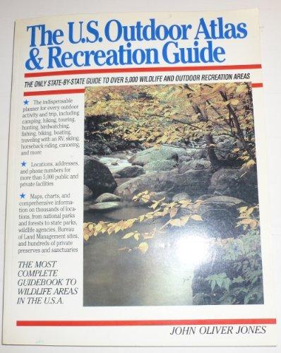 9780395563342: The U.S. Outdoor Atlas & Recreation Guide