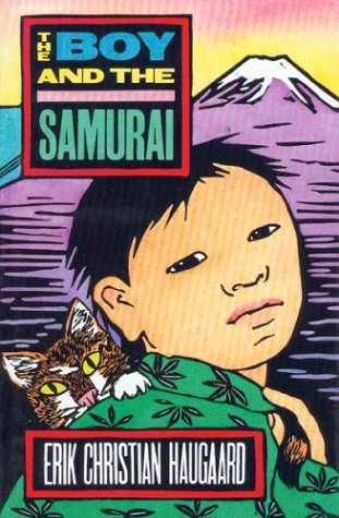 9780395563984: The Boy and the Samurai