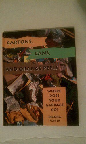 9780395564363: CARTONS CANS ORANGE PEELS CL