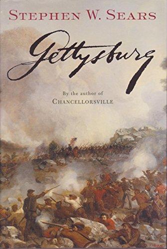 9780395564769: Gettysburg