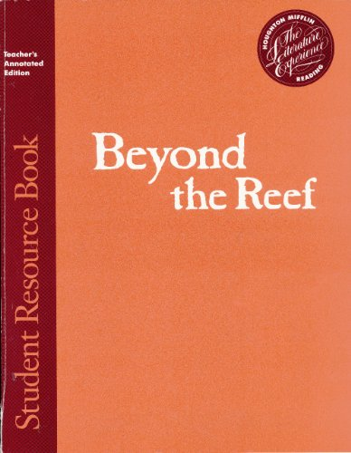 Beyond the Reef -- Student Resource Book -- Teacher's Annotated Edition: Pikulski, John J. (...